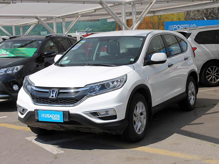 Honda New Cr V Lx 2.4 Aut 2016  Usado en Automotriz Portillo