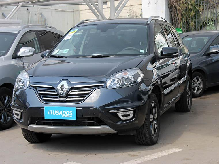 Renault Koleos Dynamique 2.5 At 2015  Usado en Automotriz Portillo