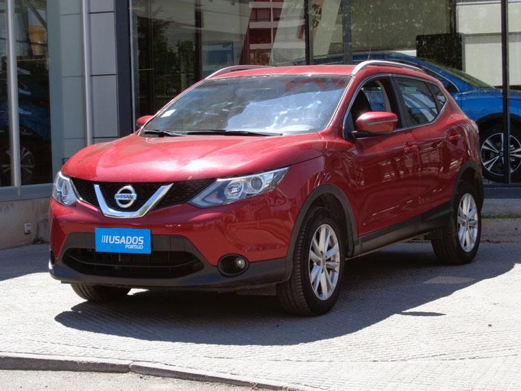 Nissan Qashqai Advance 2.0 2016  Usado en Automotriz Portillo