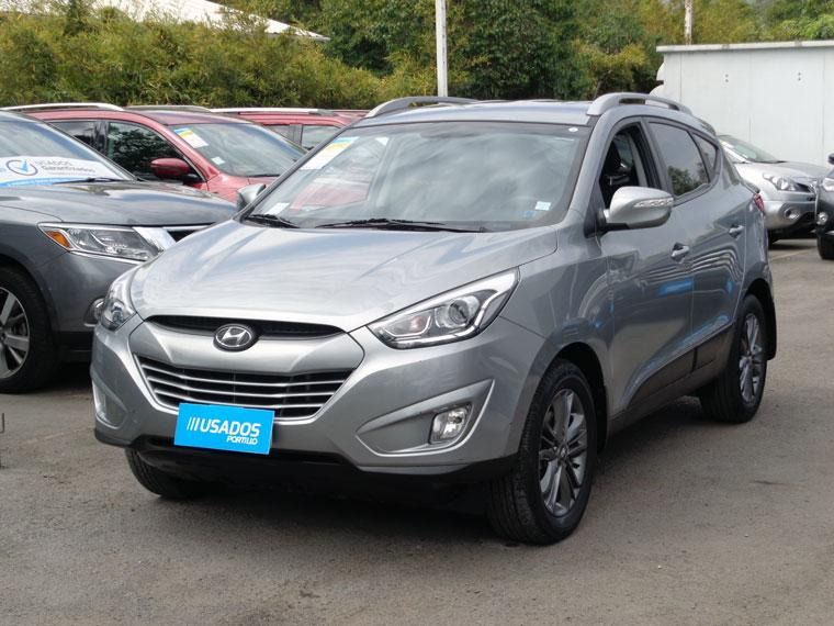 Hyundai New Tucson Gl 2.0 At 2015  Usado en Automotriz Portillo