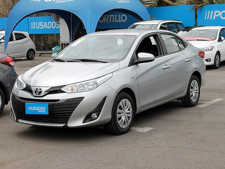 Toyota Yaris Sedan Otto 1.5 2019  Usado en Automotriz Portillo