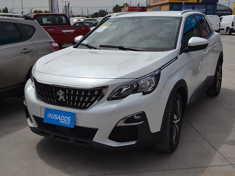 Peugeot 3008 Active Pack Bluehdi 120 2018  Usado en Automotriz Portillo