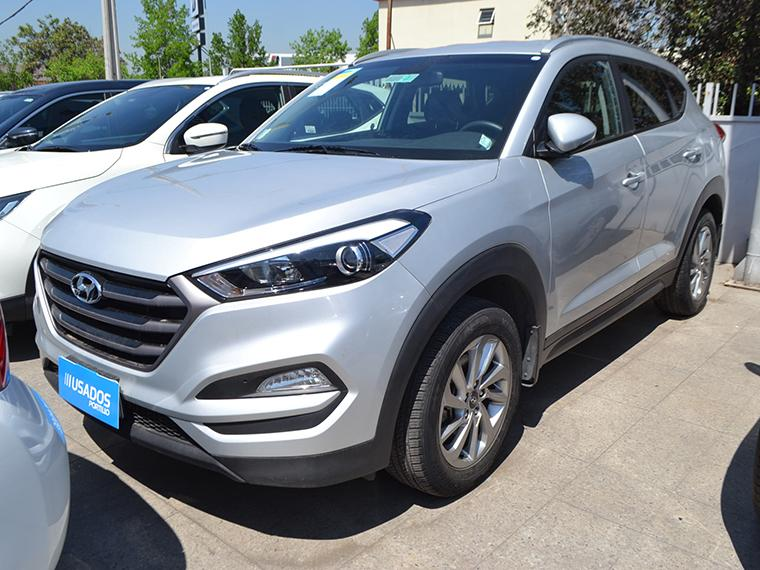 Hyundai Tucson Tl 2.0 At Plus Fl 2016  Usado en Automotriz Portillo