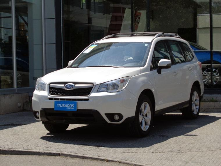 Subaru All New Forester Xs Cvt  2.0 2014  Usado en Automotriz Portillo