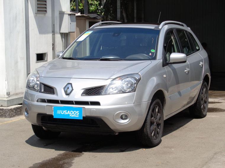 Renault Koleos Dynamique 2.5 At 2011  Usado en Automotriz Portillo