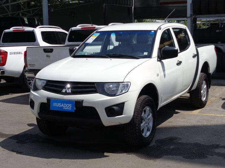 Mitsubishi L200 Work Cr 2.5 2014  Usado en Automotriz Portillo