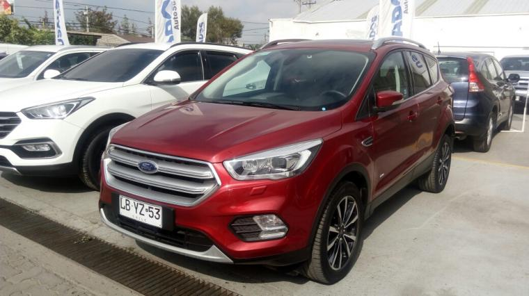 Ford Escape  2.0 Ecoboos 2019