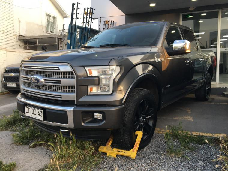 Ford F-150  3.5 Platinum Auto Ecoboost 4wd 2017