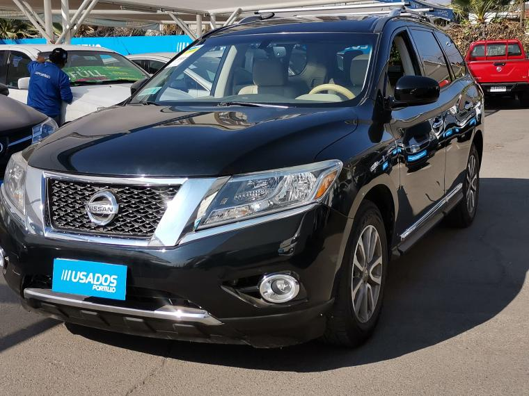 Nissan Pathfinder  Pathfinder 3.5 At 2015  Usado en Automotriz Portillo