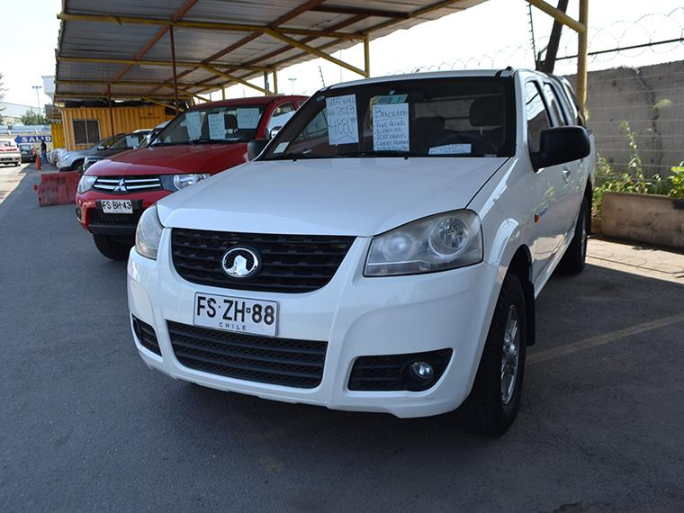 Great wall 5 2013  Usado en Auto Parque