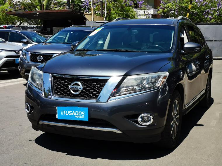 Nissan Pathfinder Advance 4x4 3.5 Aut 2015  Usado en Automotriz Portillo