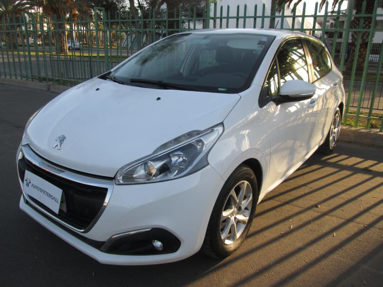 Peugeot Active Pack Pure Tech 82 Hp 2018  Usado en Autotattersall