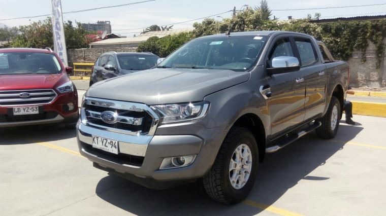 Ford Ranger  Xlt 4x4 Automatica 2018