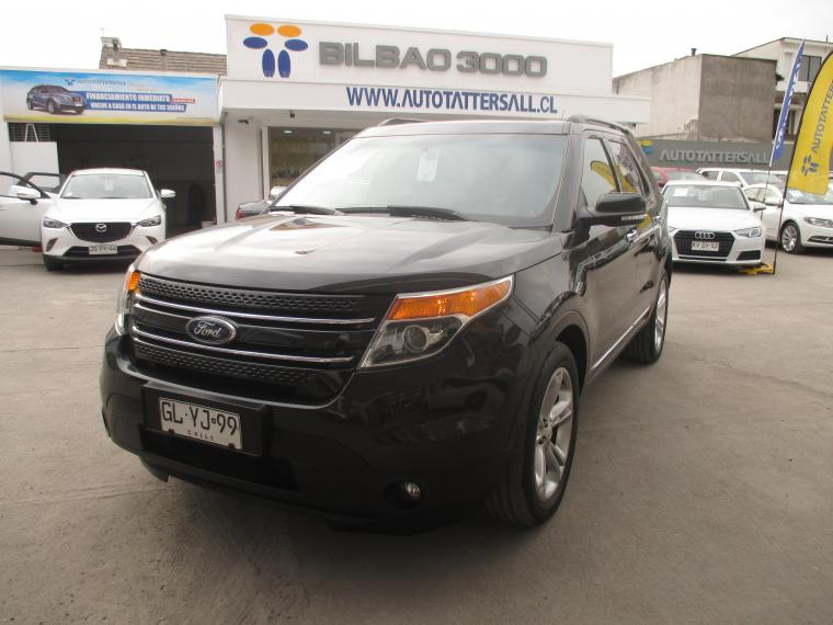 Ford Limited 3.5 4x4 2014  Usado en Autotattersall