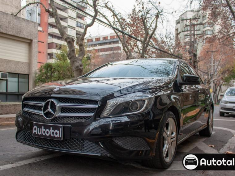 Mercedes benz Blueefficiency At 2015  Usado en Mercedes Usados