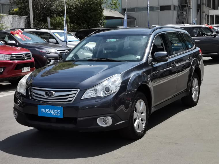 Subaru All New Outback 2.5i Awd Ltd Aut 2012  Usado en Automotriz Portillo