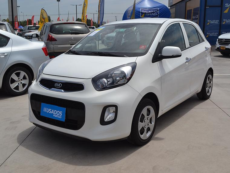 Kia Morning Ex 1.2 2017  Usado en Automotriz Portillo