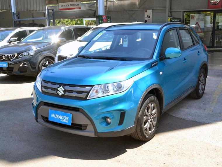 Suzuki Vitara Gls 1.6 At 2016  Usado en Automotriz Portillo