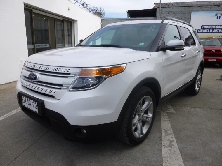 Ford Limited 4x4 3.5 At 2015  Usado en Autotattersall