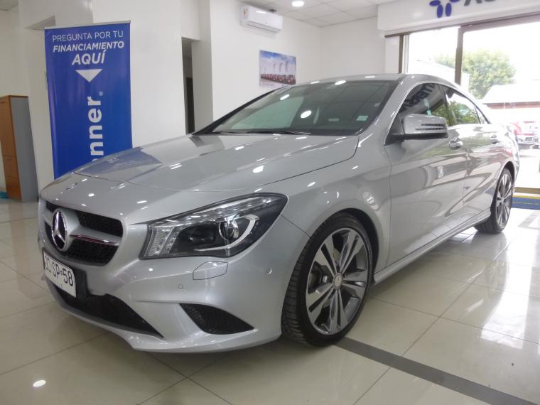 Mercedes benz At 1.6 2016  Usado en Mercedes Usados