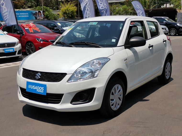 Suzuki Swift Ga  Hb 1.2 2016  Usado en Automotriz Portillo