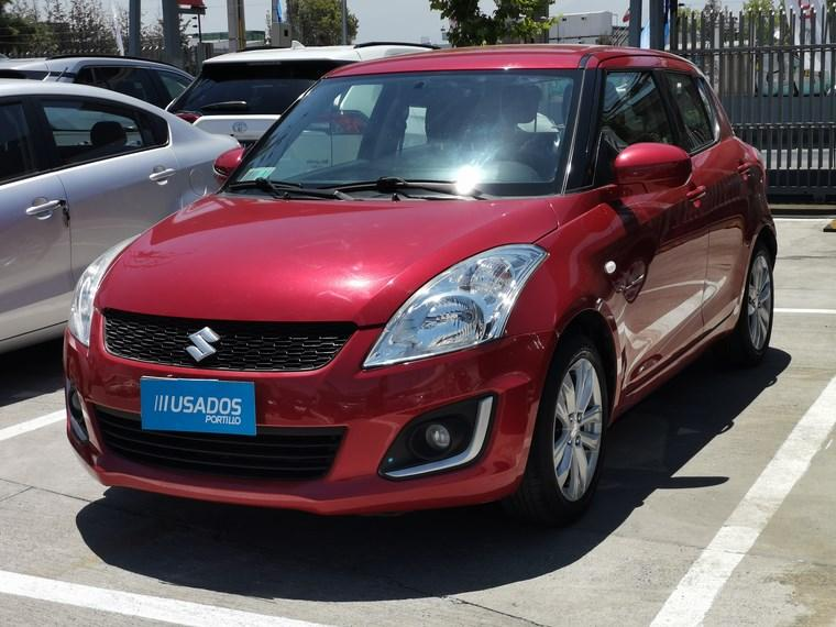 Suzuki Swift Gls 1.2 2015  Usado en Automotriz Portillo