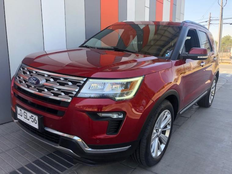Ford Explorer  2.3 Limited 4x2 Aut 2019