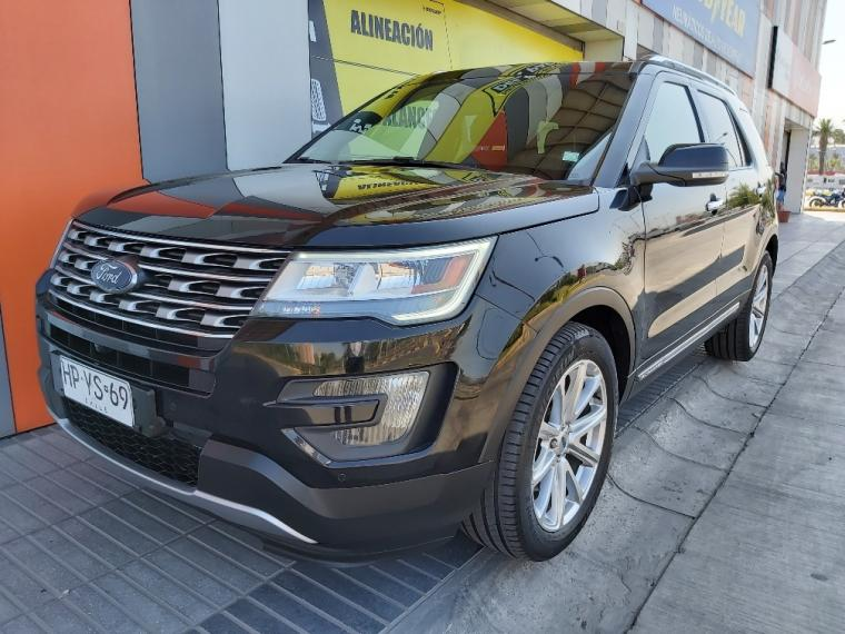 Ford Explorer  2.3 Limited 4x2 Aut 2016