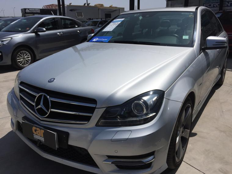 Mercedes benz C 250  2.5 At 2015  Usado en Mercedes Usados