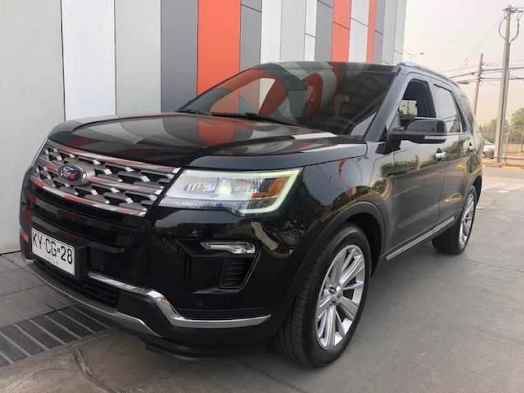 Ford Explorer  2.3 Limited 4x2 2019