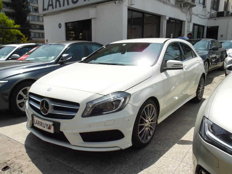 Mercedes benz Blueefficiency 1.6 Mec 2014  Usado en Mercedes Usados