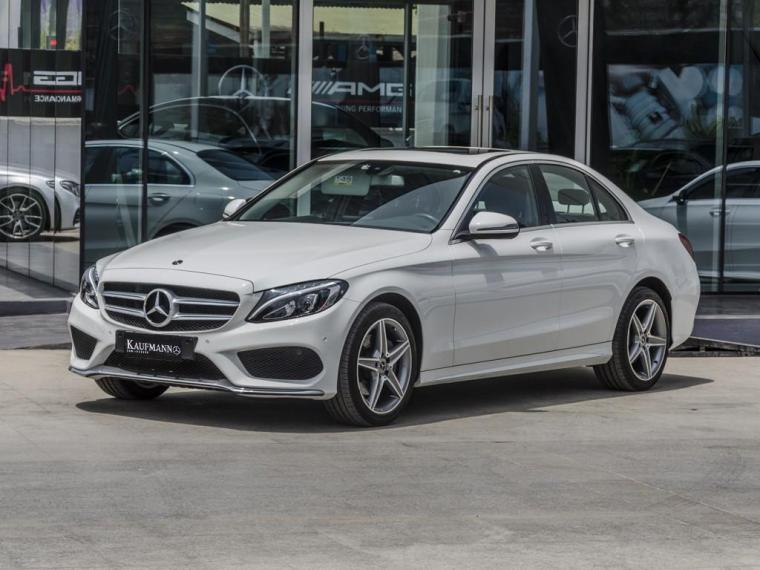 Mercedes benz Sedan Aut 2018  Usado en Mercedes Usados