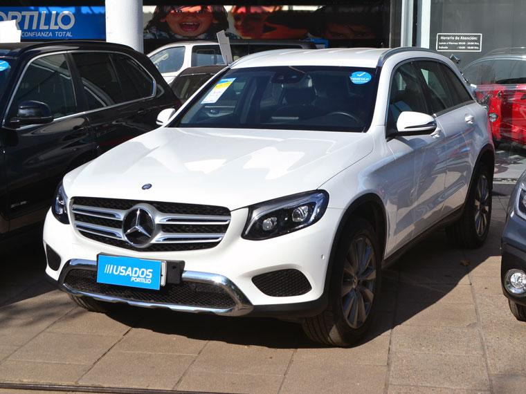 Mercedes benz Glc 220d 2.1 2017  Usado en Automotriz Portillo