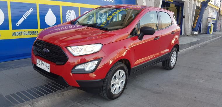 Ford Ecosport  1.5 S 2018