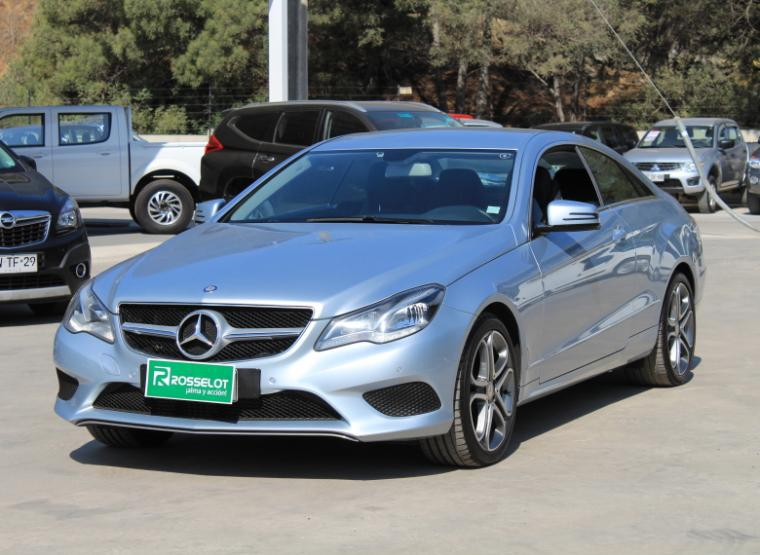 Mercedes benz E 200 Coupe 2016  Usado en Autos-Usados