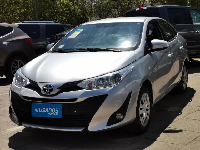 Toyota Yaris Sedan 1.5 Aut 2018  Usado en Automotriz Portillo