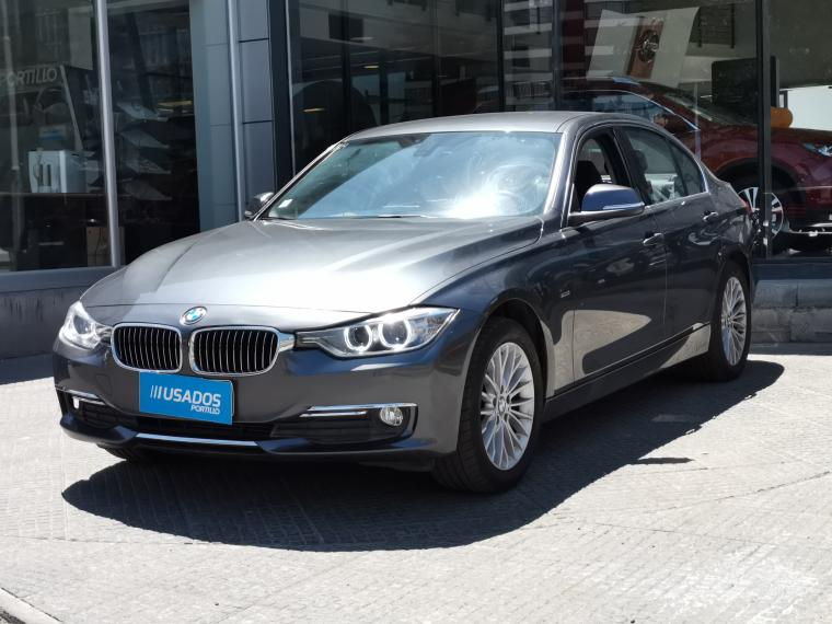 Bmw 316i Luxury 1.6 Aut 2016  Usado en Automotriz Portillo