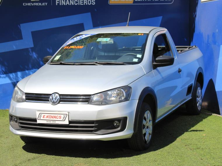 Volkswagen Saveiro  Mec 1.6 4x2 Gp Power