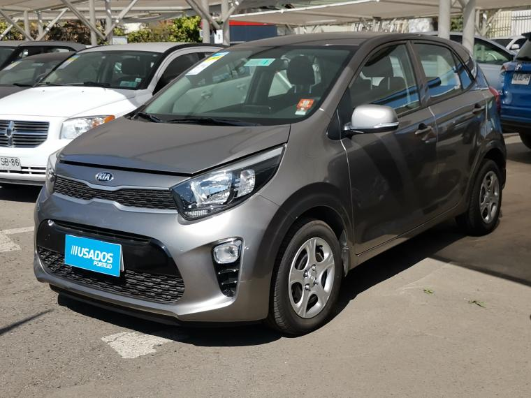 Kia Morning Ex 1.2 2019  Usado en Automotriz Portillo