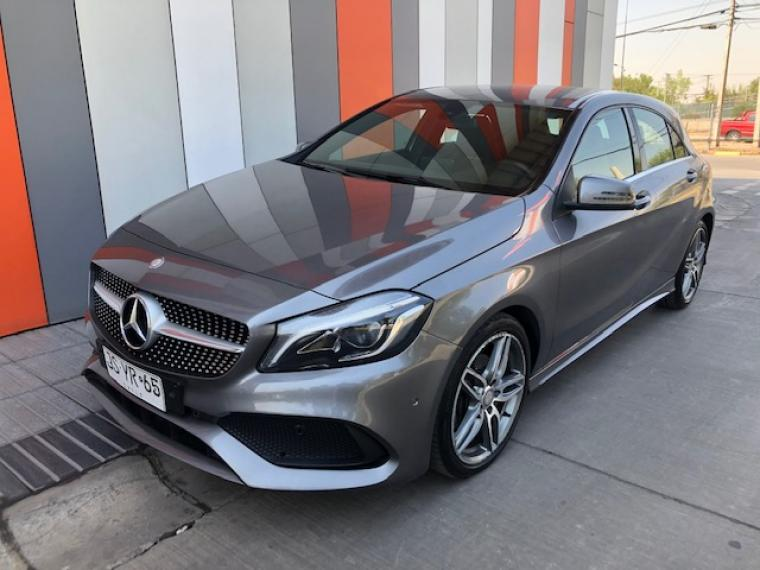 Mercedes benz A 200  Cdi Blueefficiency 2017