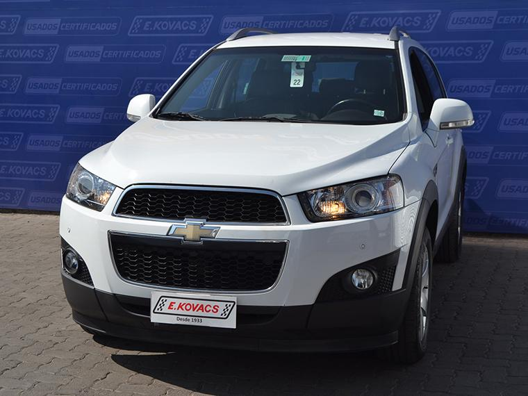 Chevrolet Captiva  Iii Lt-sa 2.4 At Ac