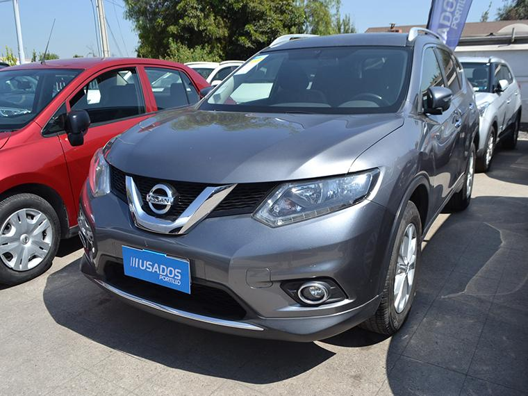Nissan X Trail Advance 2.5 Aut 2017  Usado en Automotriz Portillo