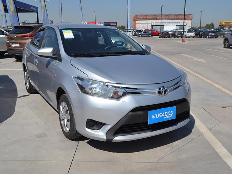 Toyota Yaris  Yaris Sedan 1.5 2019  Usado en Automotriz Portillo