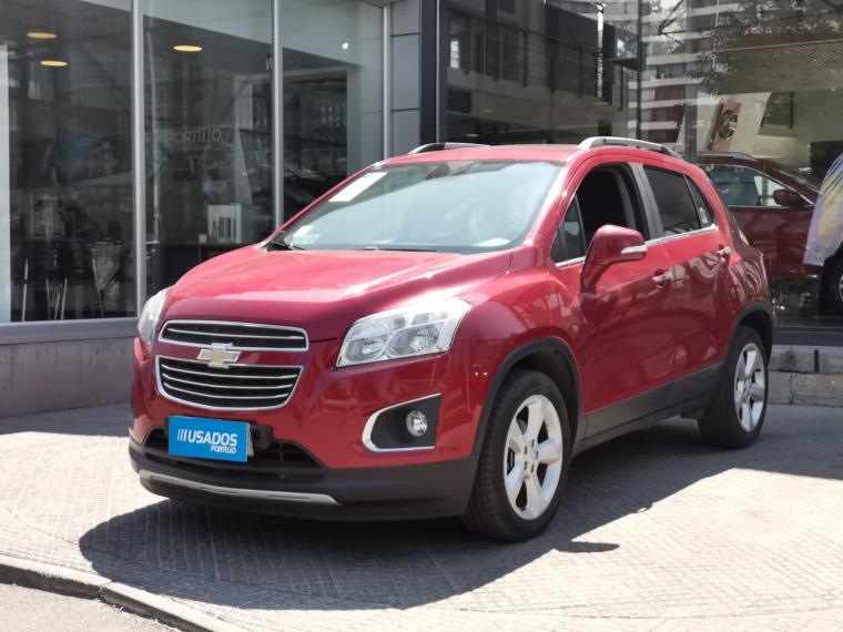 Chevrolet Tracker Lt Awd 1.8 At 2016  Usado en Automotriz Portillo