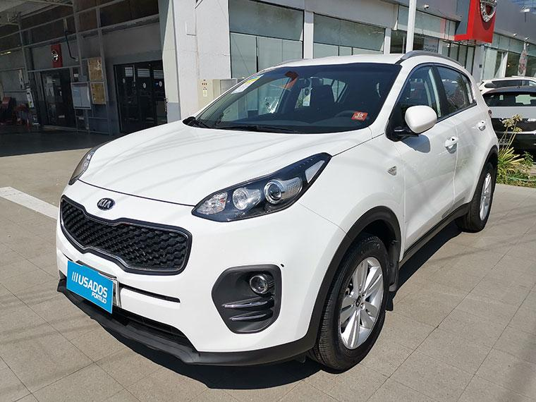 Kia Sportage Gtl 2.0l Gsl 6at Awd Full 2018  Usado en Automotriz Portillo