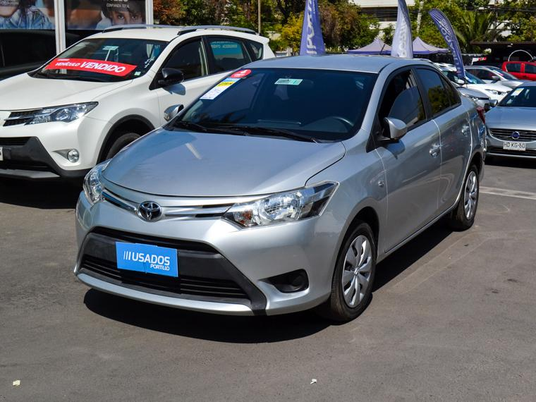 Toyota Yaris Sedan 1.5 2018  Usado en Automotriz Portillo