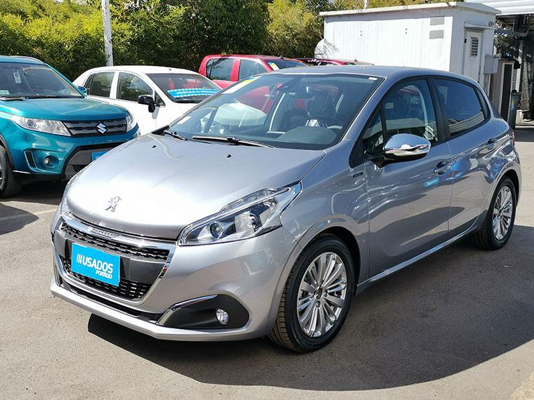 Peugeot 208 Signature Bluehdi 100 Mt5 2020  Usado en Automotriz Portillo
