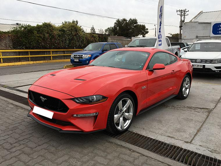 Ford Mustang  Gt 5.0l At 2020
