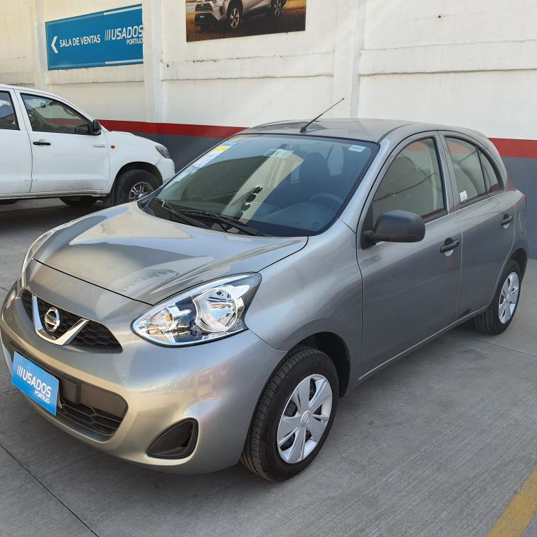 Nissan March Sport Drive Ac 1.6 Mt 2018  Usado en Automotriz Portillo