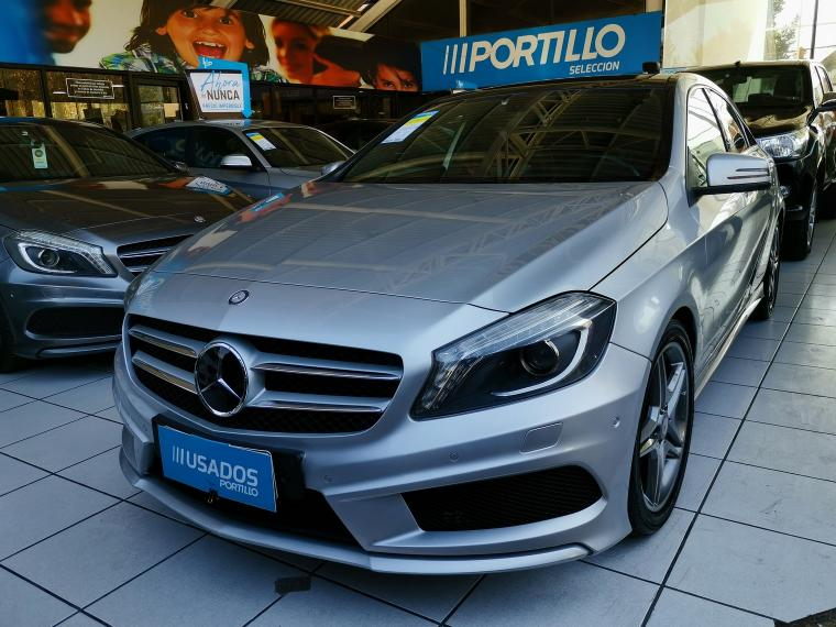 Mercedes benz A200 Blueefficiency Aut 2013  Usado en Automotriz Portillo